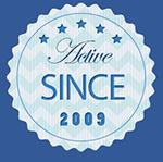 Active Since 2009